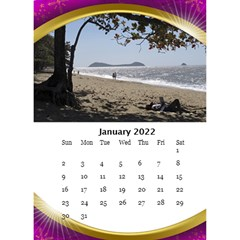Jane Desktop Calendar With Class (6x8 5) By Deborah Jan 2021