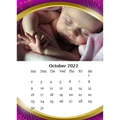 Jane Desktop Calendar With Class (6x8 5) By Deborah Oct 2021