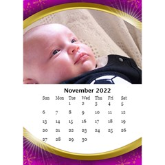 Jane Desktop Calendar With Class (6x8 5) By Deborah Nov 2021