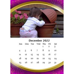 Jane Desktop Calendar With Class (6x8 5) By Deborah Dec 2021