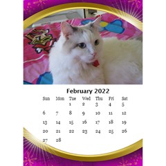 Jane Desktop Calendar With Class (6x8 5) By Deborah Feb 2021