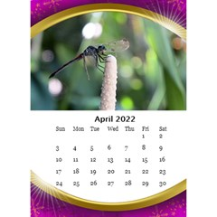 Jane Desktop Calendar With Class (6x8 5) By Deborah Apr 2021