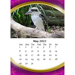 Jane Desktop Calendar With Class (6x8 5) By Deborah May 2021