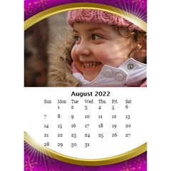 Jane Desktop Calendar With Class (6x8 5) By Deborah Aug 2021
