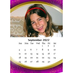 Jane Desktop Calendar With Class (6x8 5) By Deborah Sep 2021