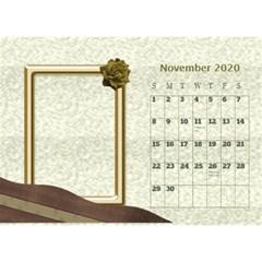 George Delicate Desktop Calendar By Deborah   Desktop Calendar 8 5  X 6    0nsqmyrmxqno   Www Artscow Com Nov 2020