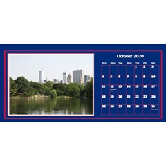 Jane My Little Perfect Desktop Calendar 11x5 By Deborah Oct 2020