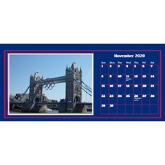 Jane My Little Perfect Desktop Calendar 11x5 By Deborah Nov 2020