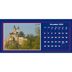 Jane My Little Perfect Desktop Calendar 11x5 By Deborah Dec 2020