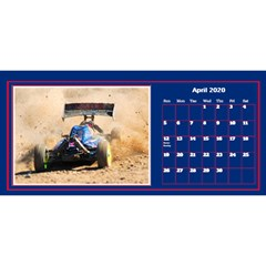 Jane My Little Perfect Desktop Calendar 11x5 By Deborah Apr 2020