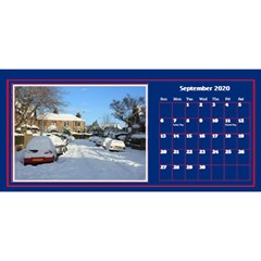 Jane My Little Perfect Desktop Calendar 11x5 By Deborah Sep 2020