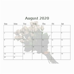 Jane Roses For You (any Year) 2020 Calendar 8 5x6 By Deborah   Wall Calendar 8 5  X 6    Docs3wc7apgl   Www Artscow Com Aug 2020
