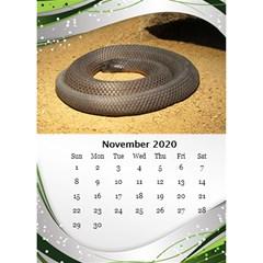 Jane Green Wave Desktop Calendar 2020 (6x8 5) By Deborah Nov 2020