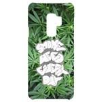 Smoke Weed Every Day Samsung S9 Plus Black UV Print Case