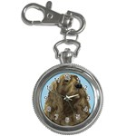 spaniel Key Chain Watch