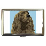 spaniel Cigarette Money Case