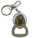 spaniel Bottle Opener Key Chain
