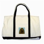 spaniel Two Tone Tote Bag
