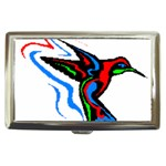 hummingbird Cigarette Money Case