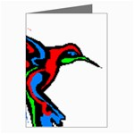 hummingbird Greeting Cards (Pkg of 8)