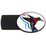 hummingbird USB Flash Drive Oval (2 GB)