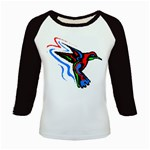 hummingbird Kids Baseball Jersey