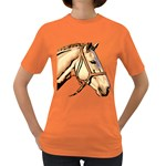Horse Women s Dark T-Shirt