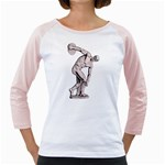 sculpture Girly Raglan