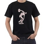 sculpture Black T-Shirt