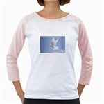 Dove Girly Raglan