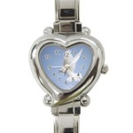 Dove Heart Italian Charm Watch