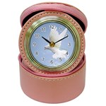 Dove Jewelry Case Clock