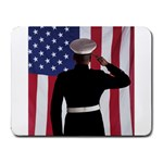 flag Small Mousepad