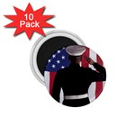 flag 1.75  Magnet (10 pack)