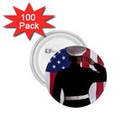 flag 1.75  Button (100 pack)