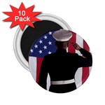 flag 2.25  Magnet (10 pack)