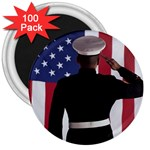 flag 3  Magnet (100 pack)