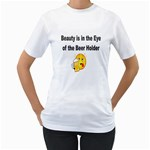 beer beauty large Women s T-Shirt