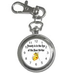 beer beauty large Key Chain Watch