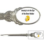 beer beauty large Letter Opener