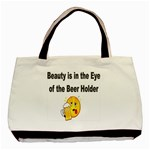 beer beauty large Classic Tote Bag (Two Sides)