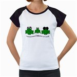 Different is Good - Frog Women s Cap Sleeve T