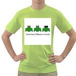 Different is Good - Frog Green T-Shirt