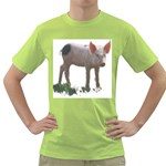 Pigs Green T-Shirt