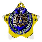 aphi que apo Ornament (Star)