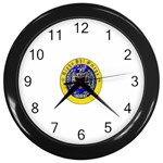 aphi que apo Wall Clock (Black)