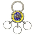 aphi que apo 3-Ring Key Chain