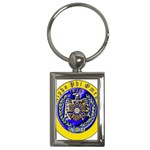 aphi que apo Key Chain (Rectangle)