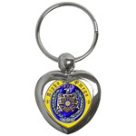 aphi que apo Key Chain (Heart)