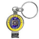 aphi que apo Nail Clippers Key Chain